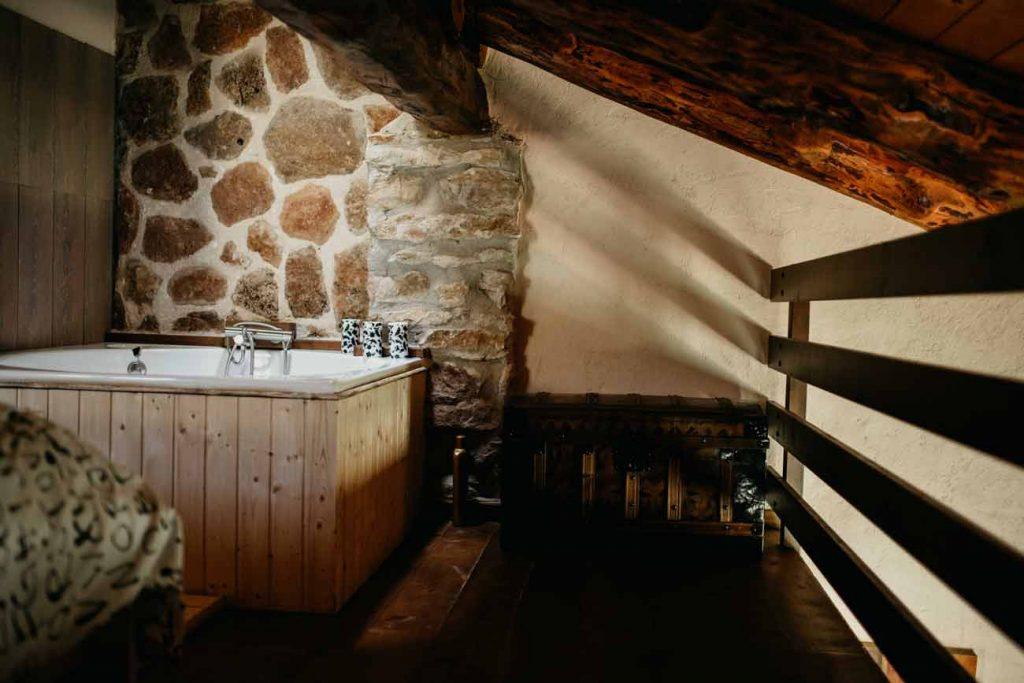 bañera-casa-rural