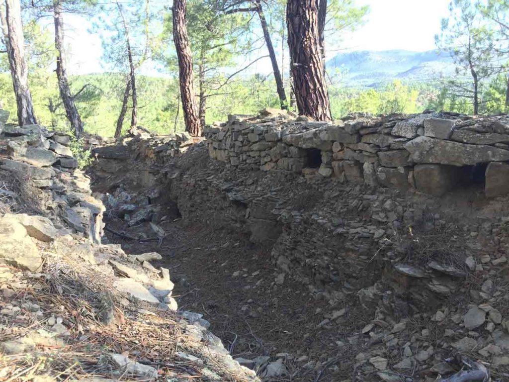 trincheras-casa-rural-teruel