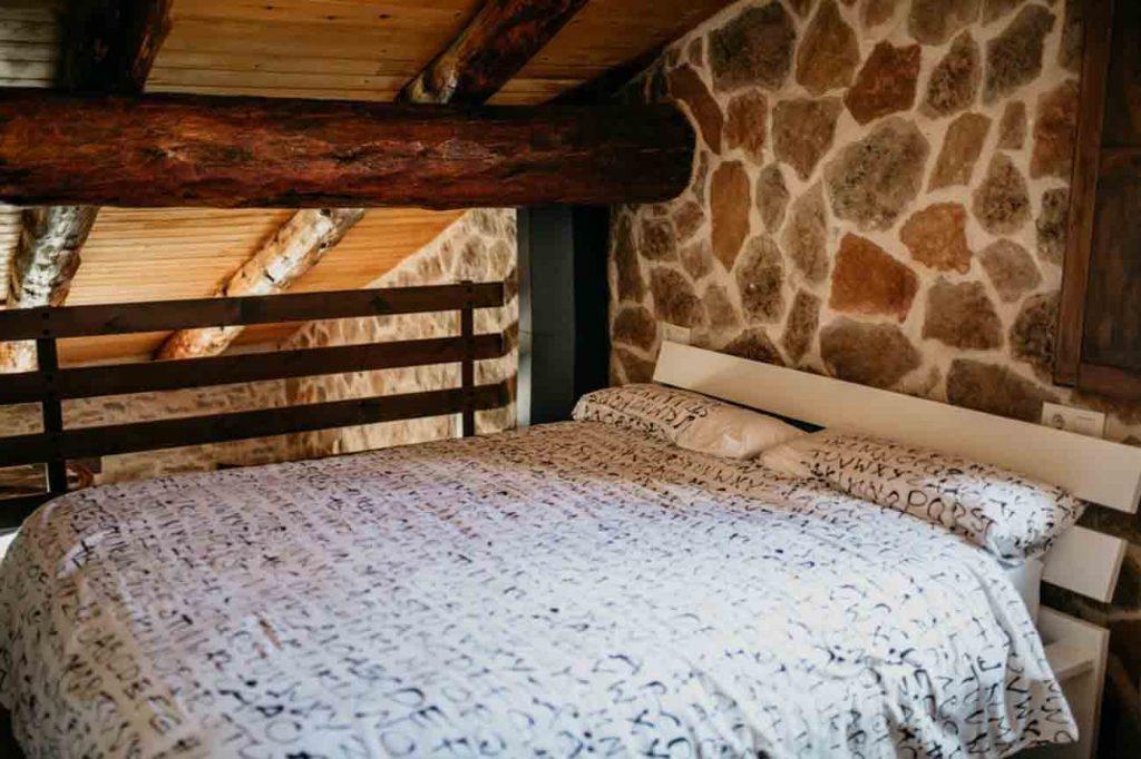 Cama Vip Casa Rural Teruel